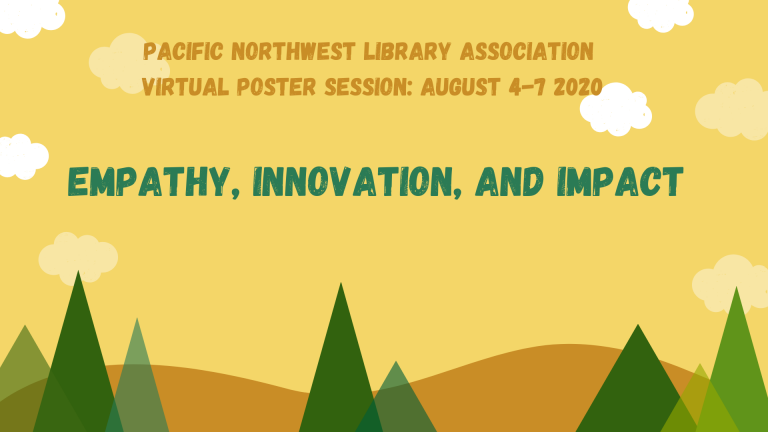 PNLA Virtual Poster Session August 4-7 2020